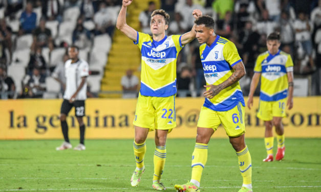 Chiesa vs. Spezia: One goal, 19 duels won and eight chances created