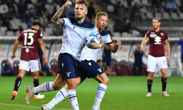 Serie A Highlights: Torino 1-1 Lazio