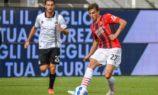 Serie A | Spezia 1-2 Milan: Maldini and Brahim decisive