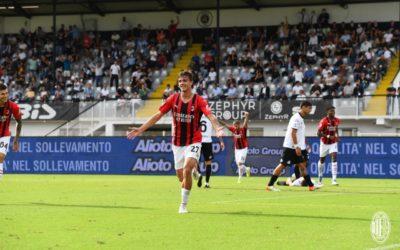 Daniel third generation of Maldini to score in Serie A