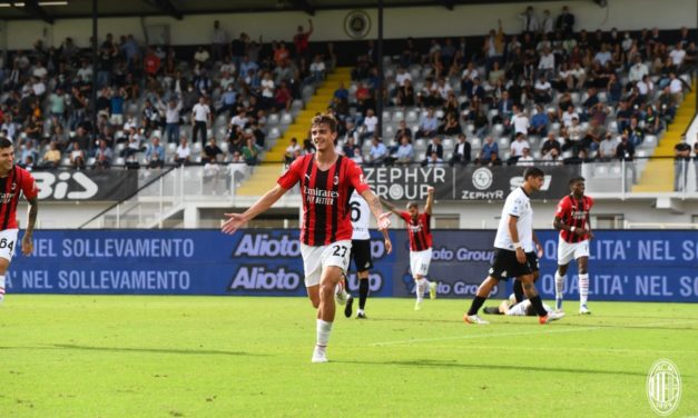 Daniel Maldini must deal with pressure