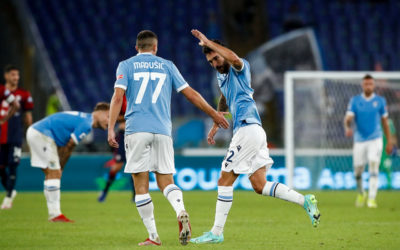 Serie A Highlights: Lazio 2-2 Cagliari