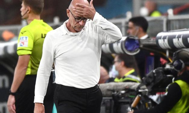 Ballardini: 'Preziosi made life difficult' at Genoa