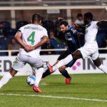 Serie A   Atalanta 2-1 Sassuolo: Zappacosta op lied
