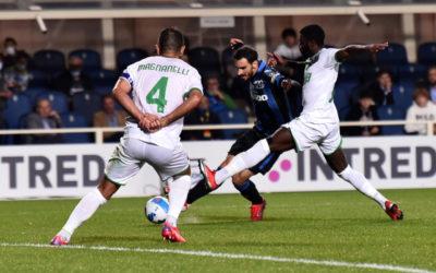 Serie A | Atalanta 2-1 Sassuolo: Zappacosta on song