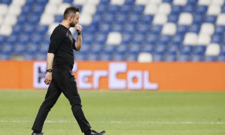 Srna: 'De Zerbi at the level of Guardiola'