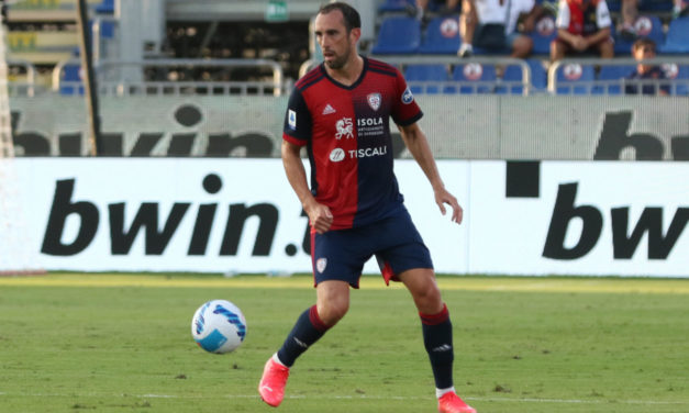 Cagliari without Godin against Fiorentina?