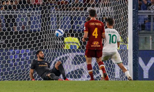 Serie A Highlights: Roma 2-1 Sassuolo