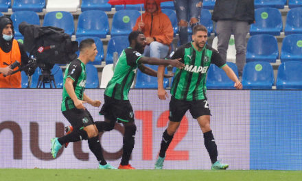 Serie A Highlights: Sassuolo 1-0 Salernitana