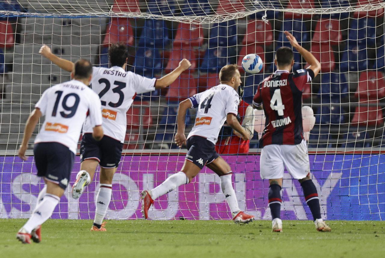 Domenico Criscito penalty