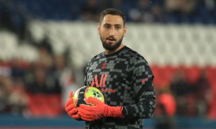 Keylor Navas injured: Donnarumma to start against Angers