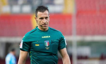 Árbitros de la Serie A Wk 4: Doveri supervisa la Juventus vs.Milán