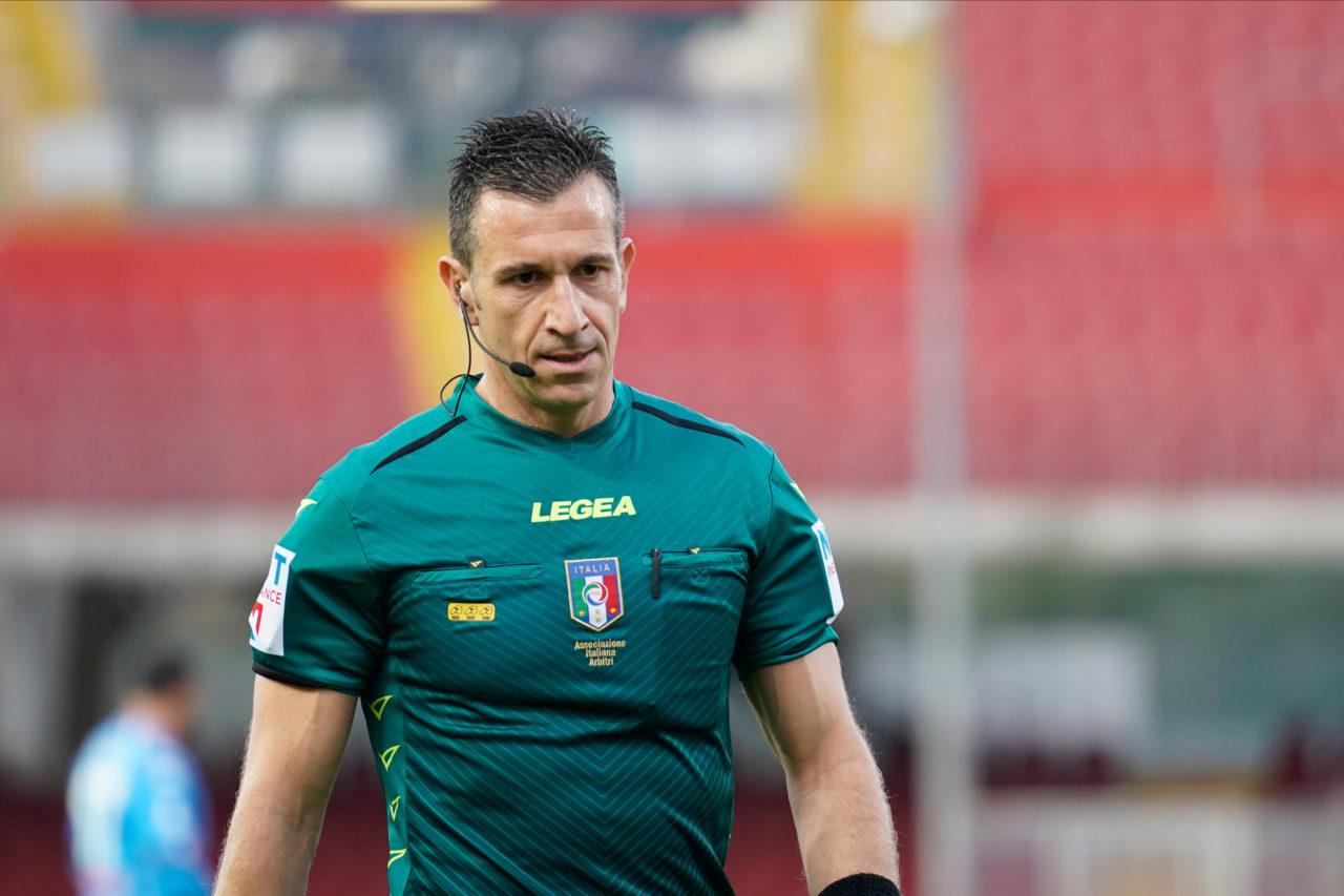 Daniele Doveri referee