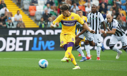 Serie A | Udinese 0-1 Fiorentina: Vlahovic penalty controversy