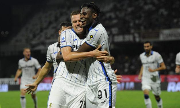 Marino: 'Atalanta are no longer a surprise'