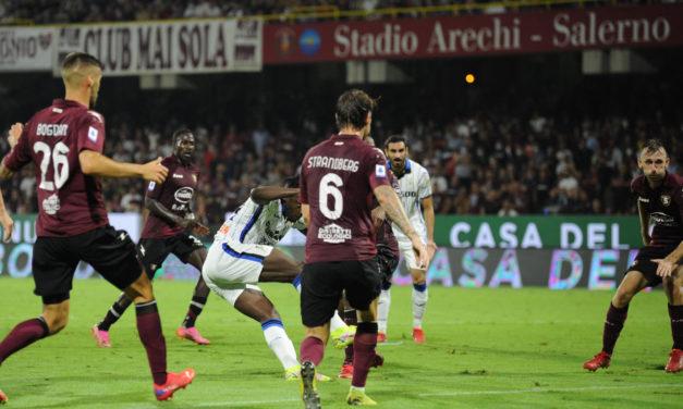 Serie A | Salernitana 0-1 Atalanta: Duvan Zapata arruina la noche de Ribery