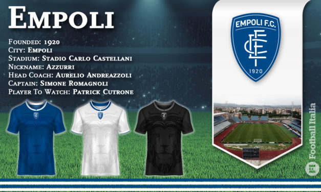 Empoli Serie A 2021-22 season preview: all the completed transfers and what to expect
