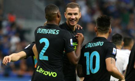 Inter por delante de Napoli y Chelsea por diferentes goleadores