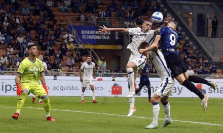 Serie A Highlights: Inter 2-2 Atalanta