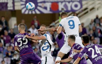 Resumen de la Serie A: Fiorentina 1-3 Inter