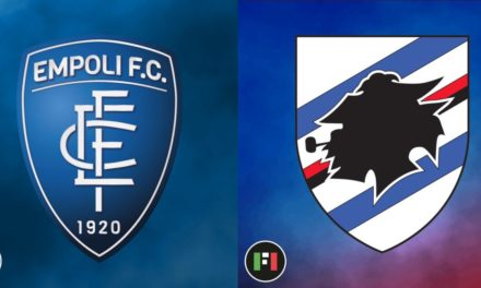 Serie A Preview | Empoli vs. Sampdoria: Cutrone benched?