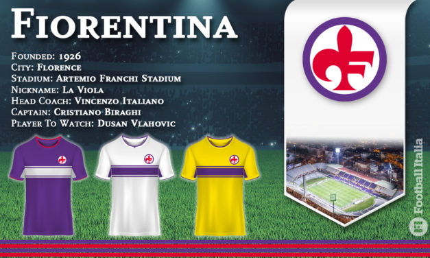 Fiorentina Serie A 2021-22 season preview: all the completed transfers and what to expect