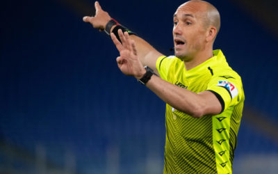 Serie A Wk 5 referees: Fabbri in charge when Fiorentina host Inter