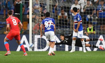 Resumen de la Serie A: Sampdoria 0-4 Napoli