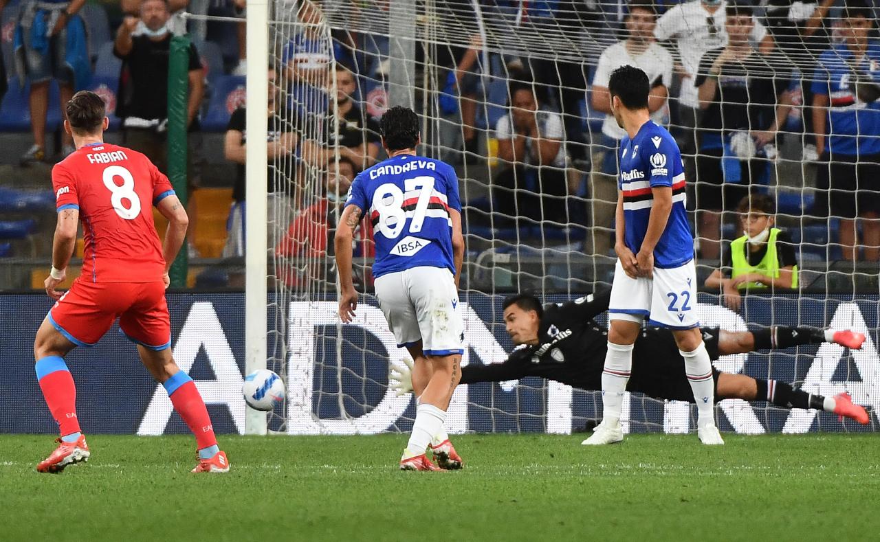 Fabian Ruiz goal