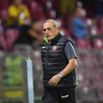 Castori: 'redescubrí mi Salernitana contra Atalanta'