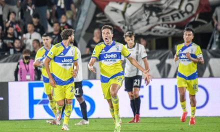 Sin contratiempo por lesiones para Chiesa, disponible para Juventus vs.Samp