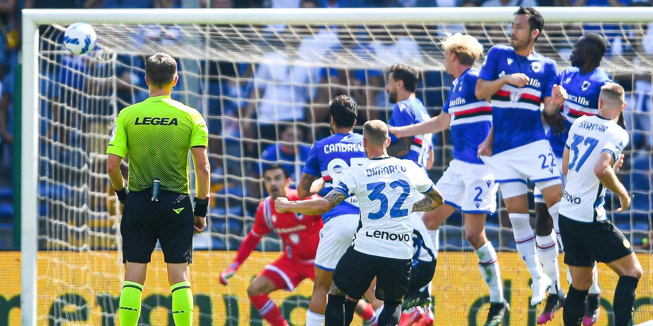 Inzaghi und Inter haben Sampdoria