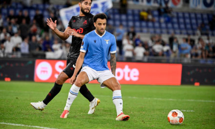 Felipe Anderson: 'Lazio will put the ball out when needed'