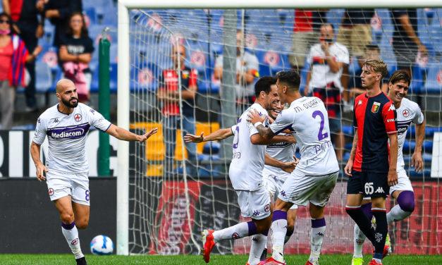 Serie A | Genoa 1-2 Fiorentina: Inspirational Saponara