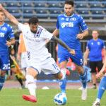 Caputo: 'D'Aversa often tried to sign me'