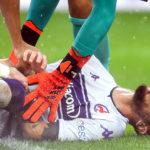 Fiorentina midfielder Castrovilli in hospital after collision