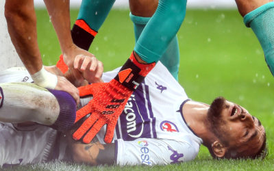Castrovilli: 'I'm still under observation, recovery times unknown'