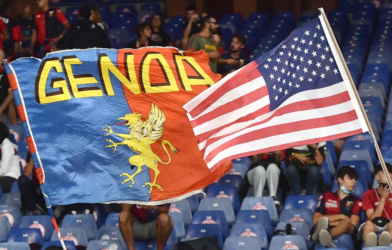 Genoa fans USA