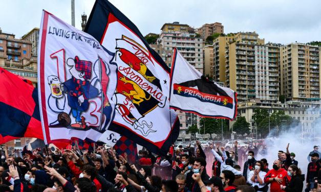 Blazquez explains plans for Genoa