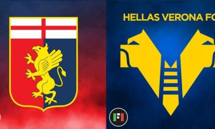 Serie A LIVE: Genoa vs. Verona