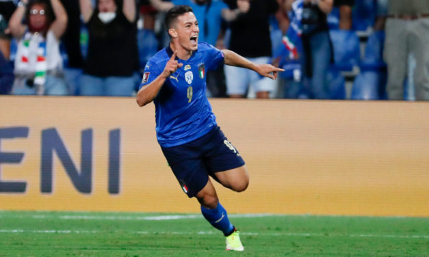 Raspadori: 'I am similar to Aguero, too early to leave Sassuolo'