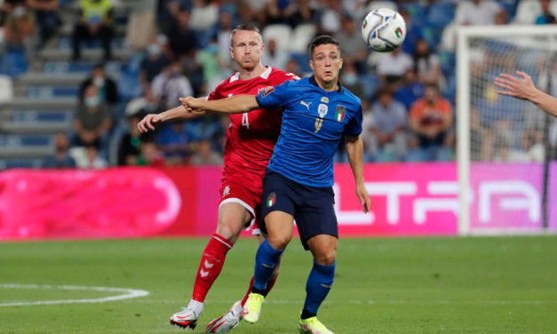 Switzerland stalemate boosts Italy qualification chances