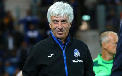 Gasperini: 'Inter no se pierda Lukaku, Atalanta no es aspirante al título'
