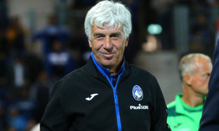 Gasperini: 'Inter and Atalanta only went for the win'