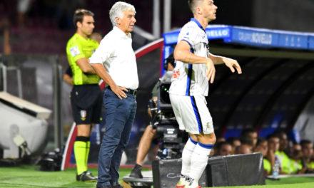 Gasperini: 'Atalanta can win ugly sometimes'