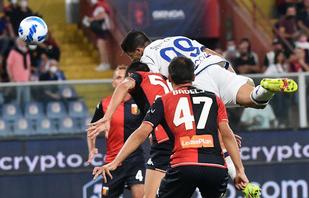 Giovanni Simeone goal