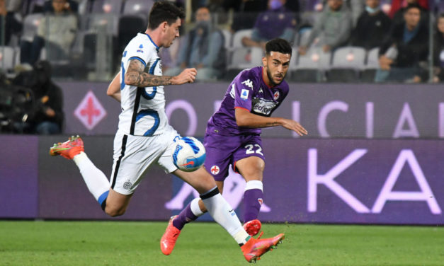 González sancionado por un partido, Verona multada
