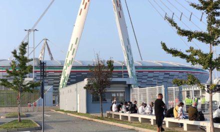 Italian stadiums at 100 per cent capacity by 2022