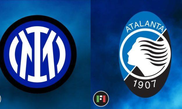Serie A LIVE: Inter vs. Atalanta