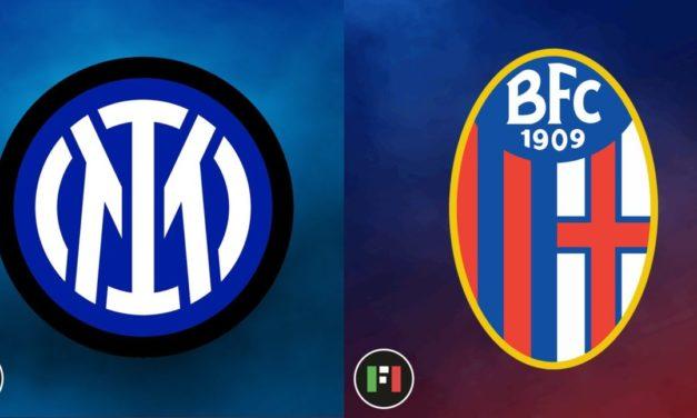 Serie A LIVE: Inter vs. Bologna